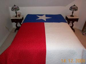 Quilt-Queen-Texas State Flag
