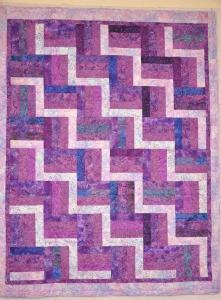 Stairstep Quilt