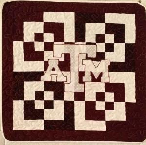 Tx A&M Wallhanging