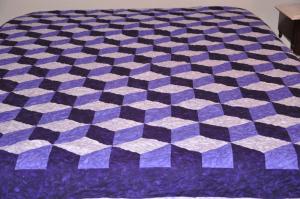 Tumbling-Blocks-Purple